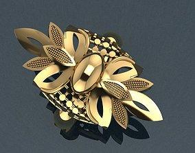 Ring 23 3D printable model jewellery