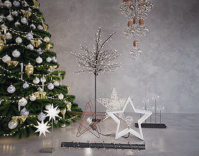 3D Christmas Pack 01 RM
