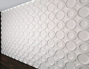 3D Wall Panel Set 13