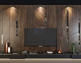TV set 8 3D model