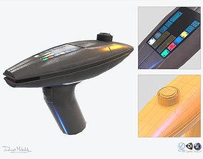 3D model Phaser Gun Type 2 2271