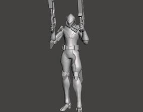 Project Lucian 3D Model