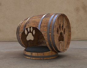 3D model realtime Doghouse