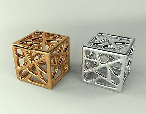 Decorative Art Sculpture Lamp 3D model
