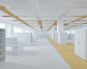 Office space 2 3D model