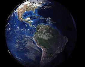 3D earth realistic