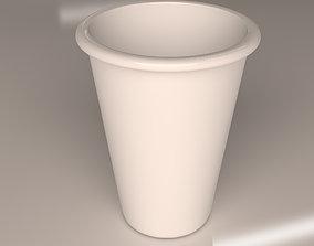 coffee Drink Cup 3D model VR / AR ready