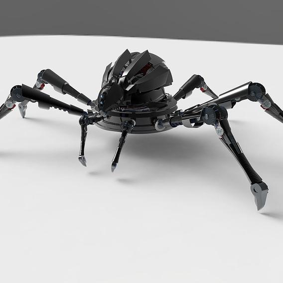 Sci-Fi Spider