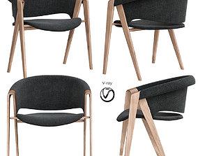 3D asset Voglauer SPIRIT Chair