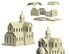 3D printable model Chatedral