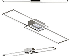 LED Deckenleuchte Chandelier 3D