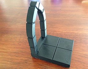 Smooth Edge Archway 3D printable model