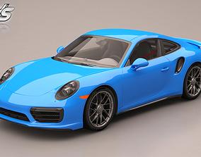 Porsche mcfly 3D