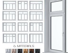 3D model Window Set 5