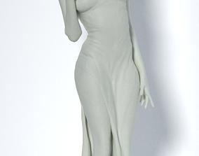 NueGirl 3D printable model
