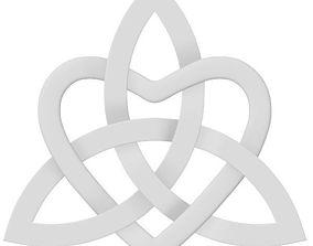 Celtic Heart 3D