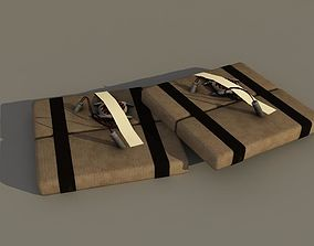 Bomb Real Game ready 3D model