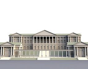 3D classic architecture