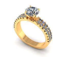 Wedding Ring R03 3D printable model