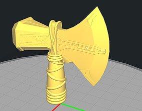 3D printable model Penbreaker Top and Base infinitywar
