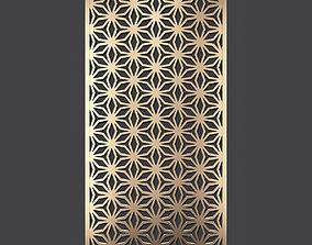 Decorative panel 317 3D