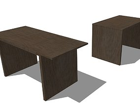 table-transforming 3D model