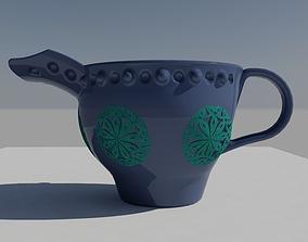3D print model Celtic Knot Jug