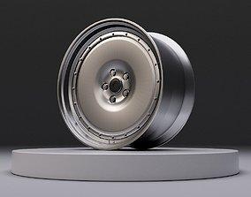 3D asset L1 wheel