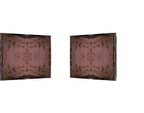 3D asset Metal Door 01 06