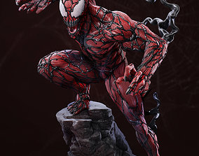 Carnage statue 3D print model