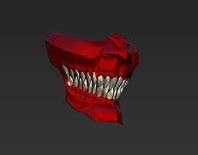 Attack on Titans Eren Titan Mask 3D print model