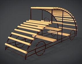 Playset 2 3D model realtime