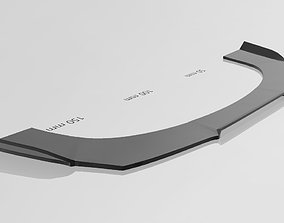 Rei style lip for RC 3D print model