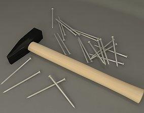 3D hard Hammer