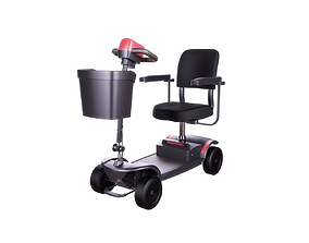 3D model Mobility Scooter - Variant A