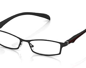 3D printable model spec Eyeglasses for Men and Women