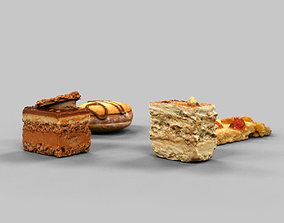 Cookie Collection 1 3D asset realtime