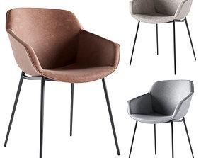 Dining chair Vienna BoConcept 3D