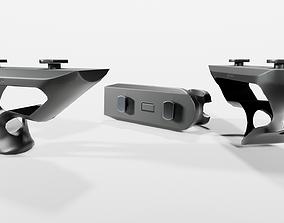 Fortis SHIFT Short MLOK Angled Grip 3D asset