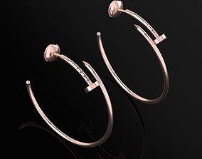 Earrings 15 3D print model