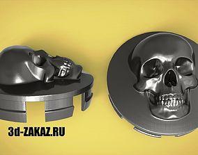 Wheel disc cap 3D printable model