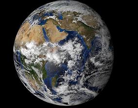 3D model Earth Realistic