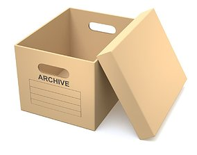 Storage Box 3D