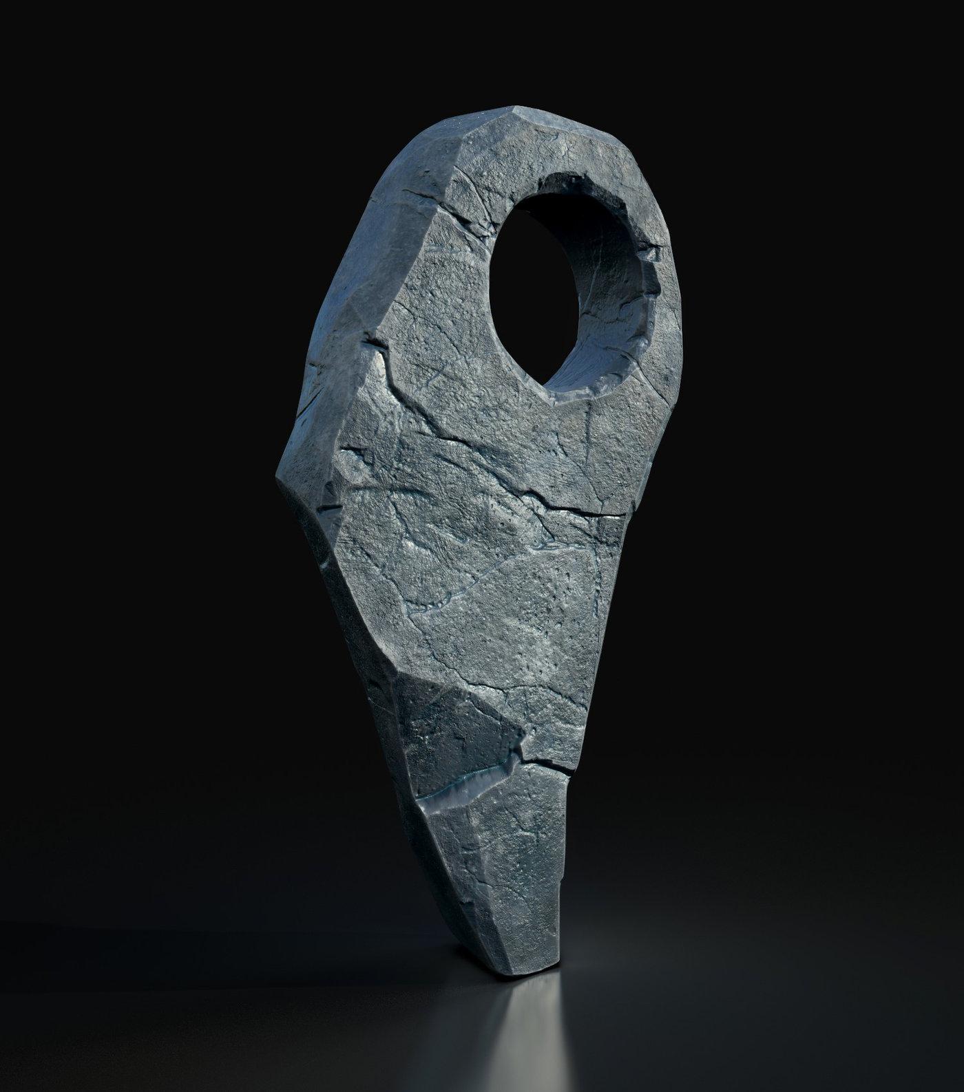 smart rock materials