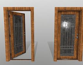 3D asset realtime door 2