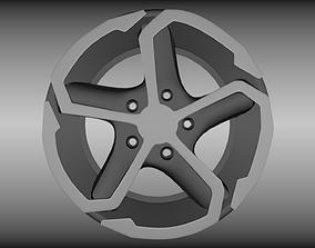 R1 rim 3D