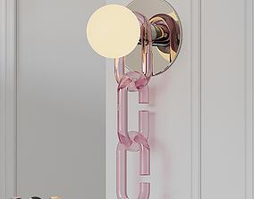 3D Trueing - Cerine Sconce 3 Color Variants