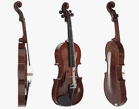 Dark Violin 3D