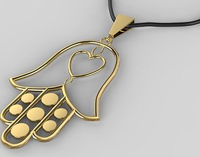 3D printable model Traditional Moroccan Necklace 1