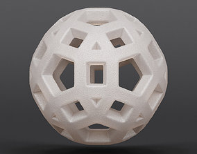 3D print model Dodecahedron Ball